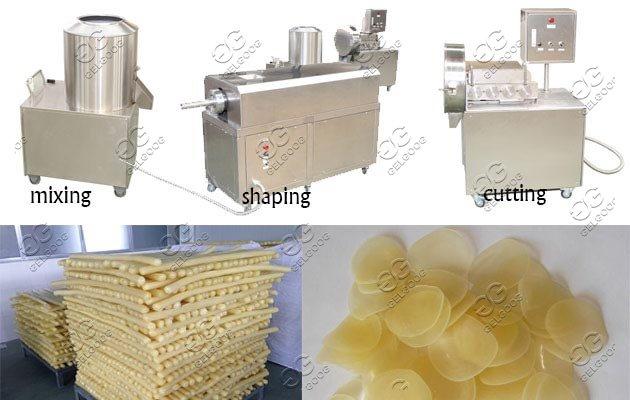 commercial shrimp chips making machine