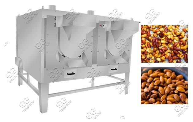 multipurpose nut roasting machine price
