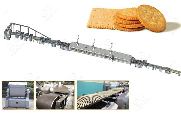 complete biscuit production line price