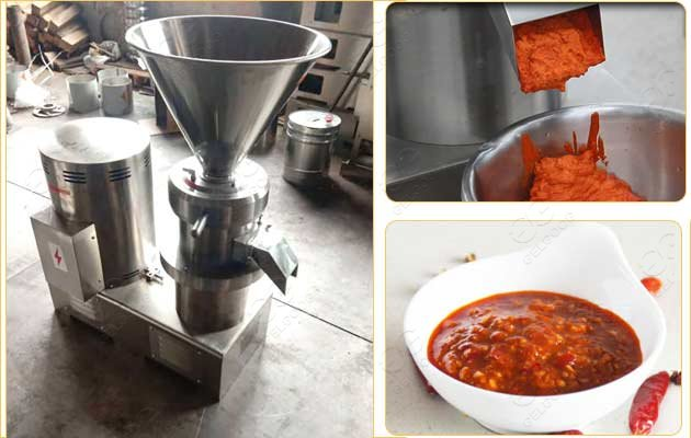 hot pepper sauce machine price
