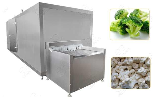 IQF for broccoli cauliflower