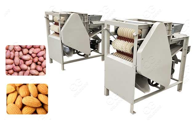 nut kernel peeling machine