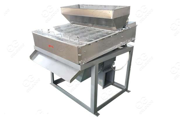 roasted peanut skin removing machine