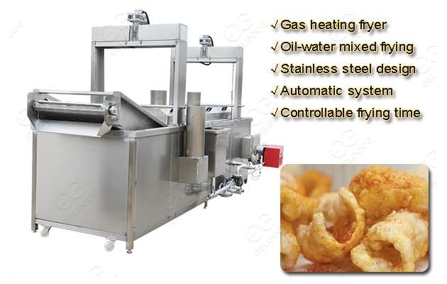 pork rinds fryer machine