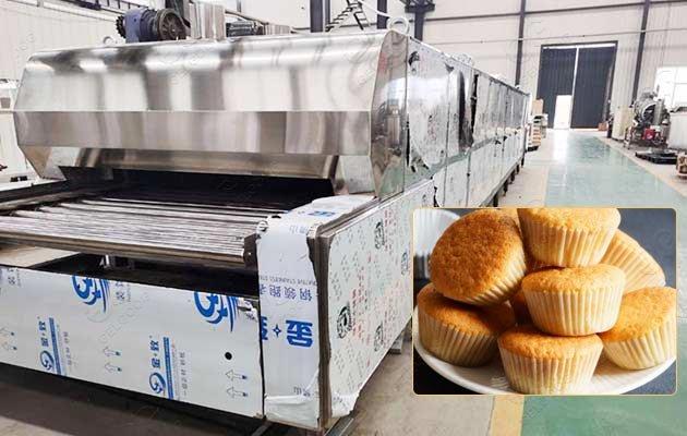 cupcake making machine price