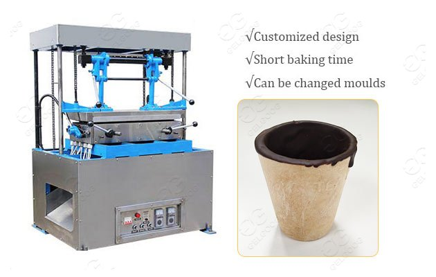 wafer coffee cup machine price