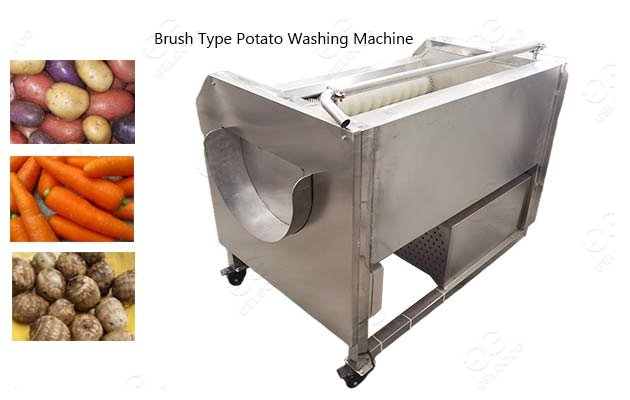 commercial potato cleaning machine price