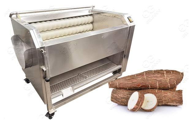 cassava washing machine supplier