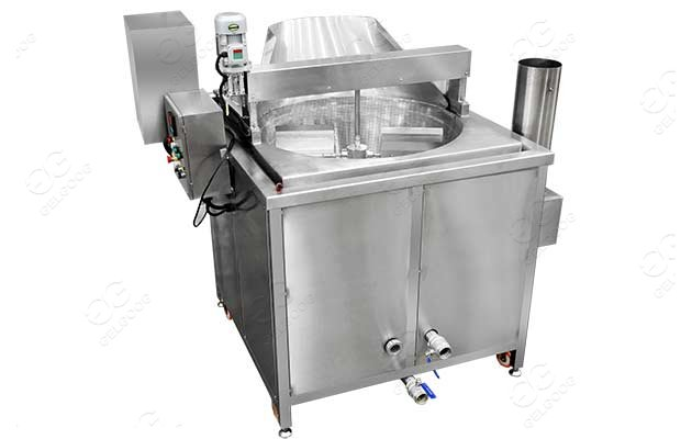 industrial snack chips frying machine