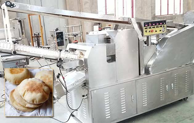 arabic bread making machine price