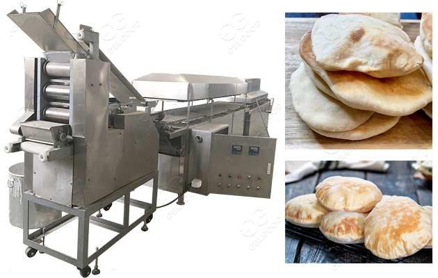 pita bread making machine supplier