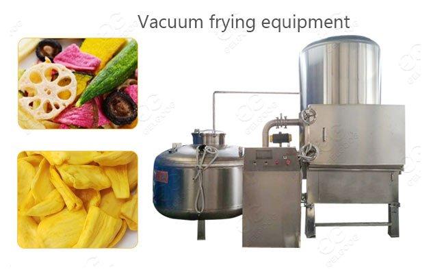 industrial chips vacuum fryer