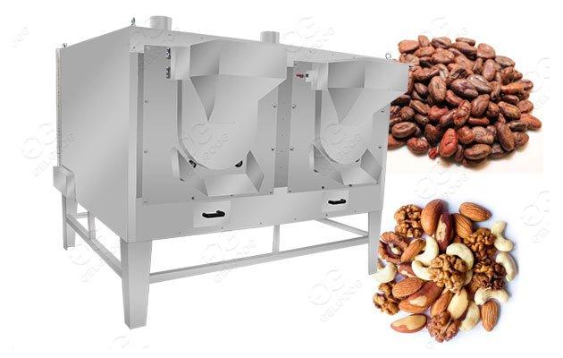 cocoa bean roasting machine price