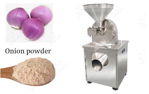 onion powder grinder machine