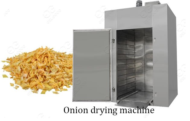 dried onion processing machine