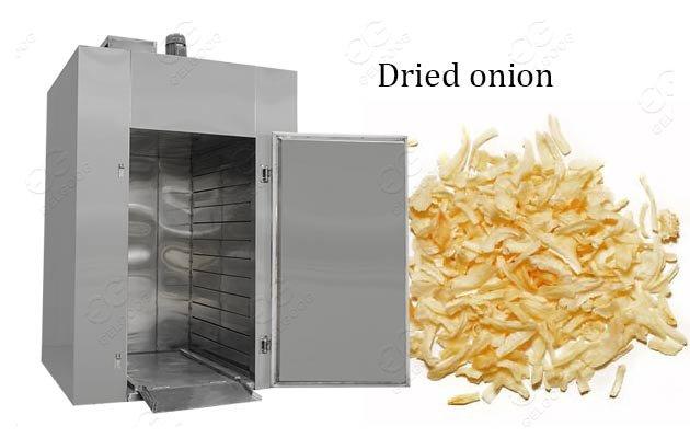 dried onion slices machine