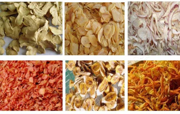 dried fruit chips making machine