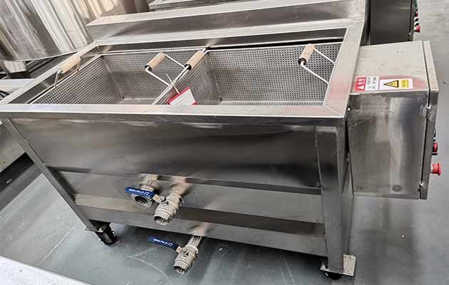 electric fryer machine for sale