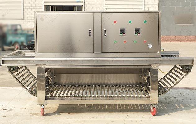 automatic onion peeling machine