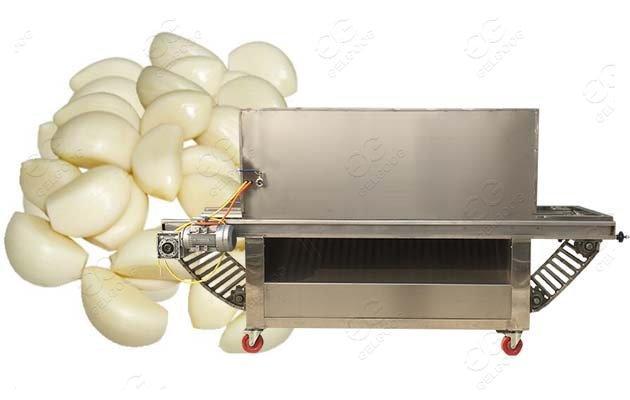 garlic peeling machine for sale