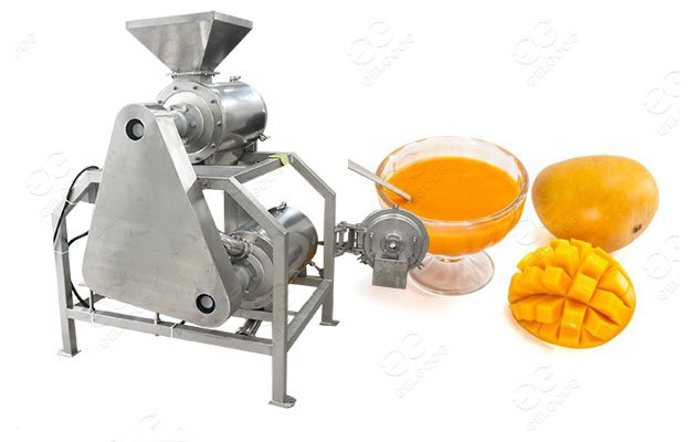 mango pulp making machine price