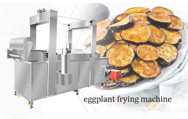 eggplant frying machine price