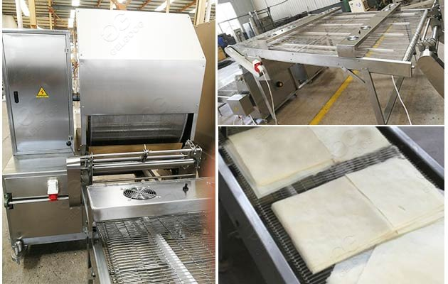 egg roll wrapper production line for sale