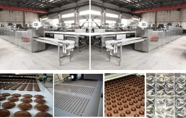 automatic chocolate making machine price