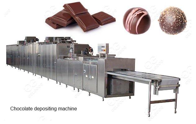 chocolate processing machine