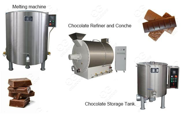 chocolate processing machine for sale