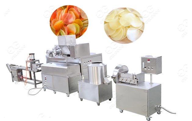 shrimp chips processing plant