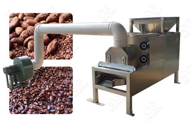 cocoa peeling machine for sale
