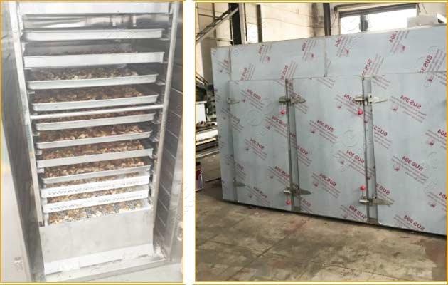 fig drying dehydrator machine