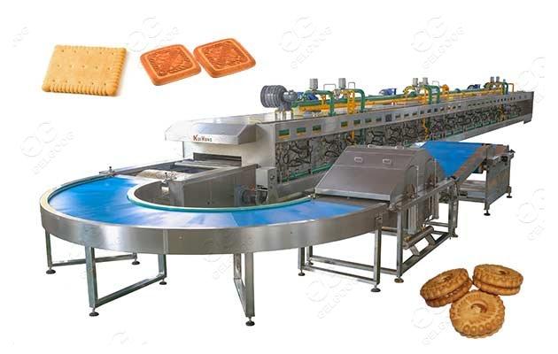 complete biscuit making machine