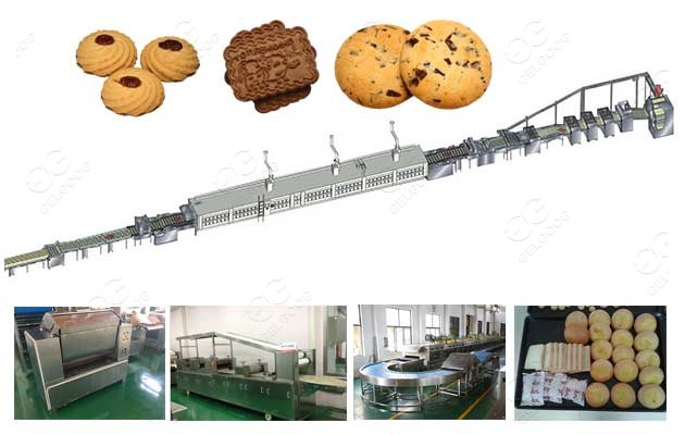 biscuit production line manufacturer
