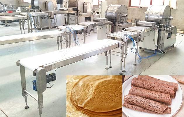 continuous injera making machine price