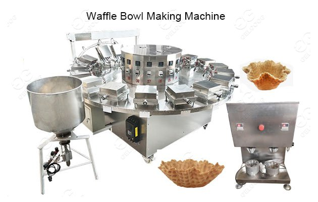 wafer bowl machine for sale