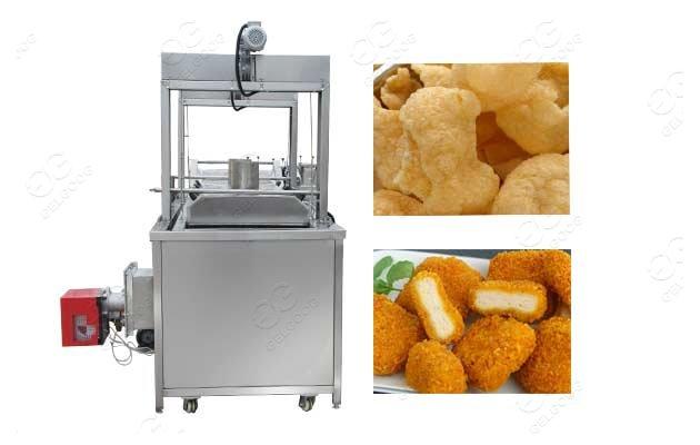 snack fryer equipment for sale