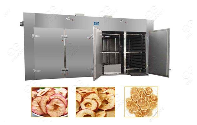 fruit drying dehydrator machine
