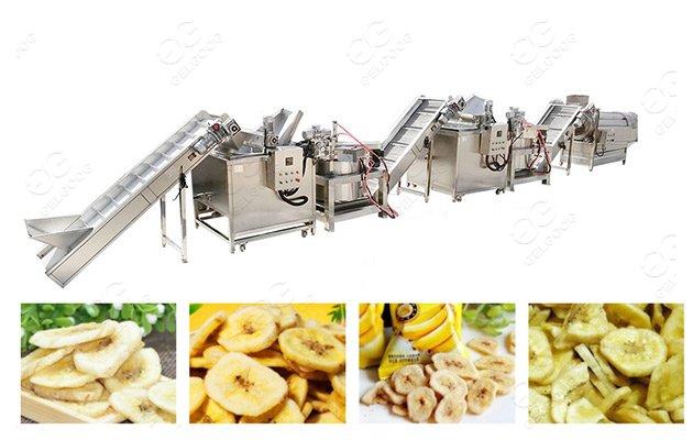machine pour chips de plantain