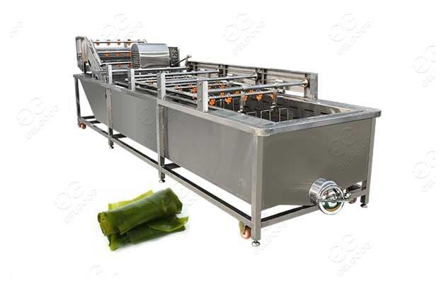 industrial seaweed processing machine