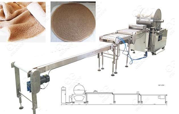 industrial injera machine for sale