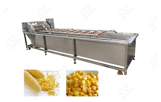 industrial corn washer equipment