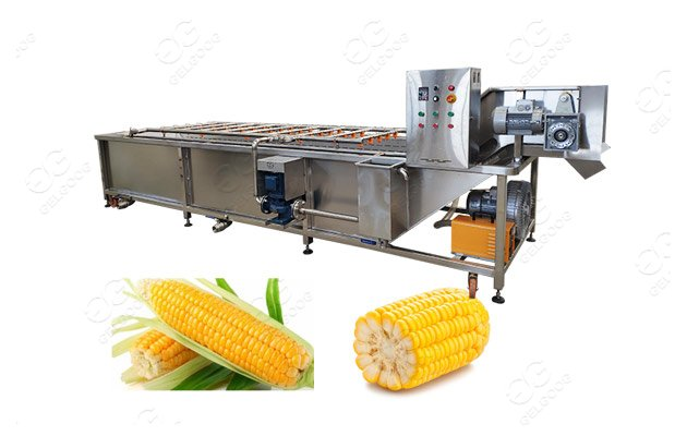 corn washing cleaning machine