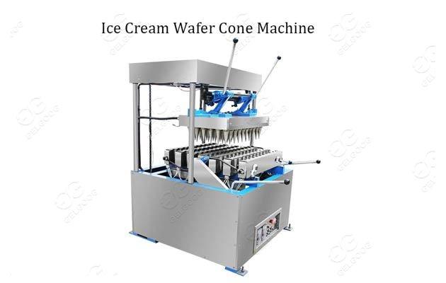 wafer ice cream cones mould