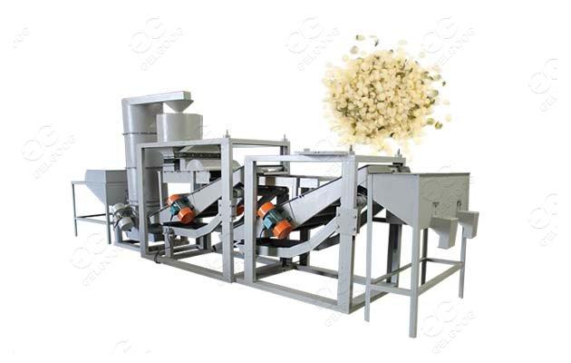 hemp seed shelling machine price