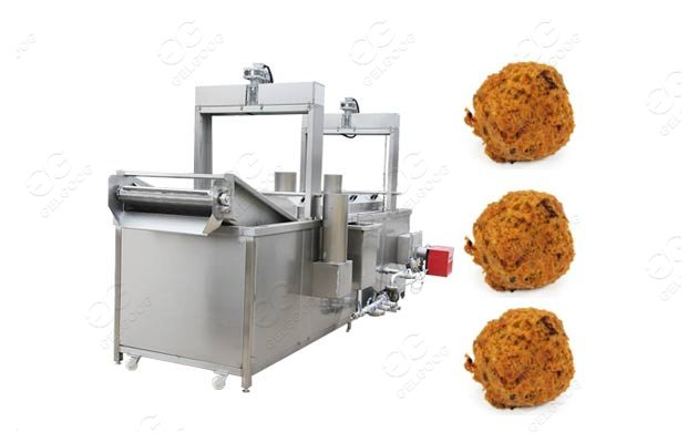 falafel fryer machine