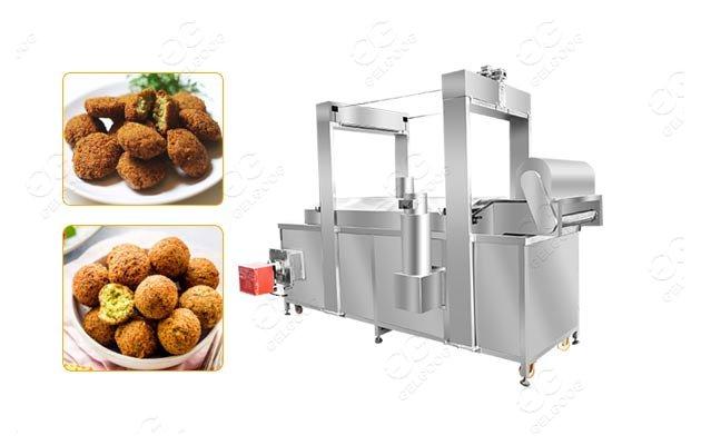 frying falafel equipment