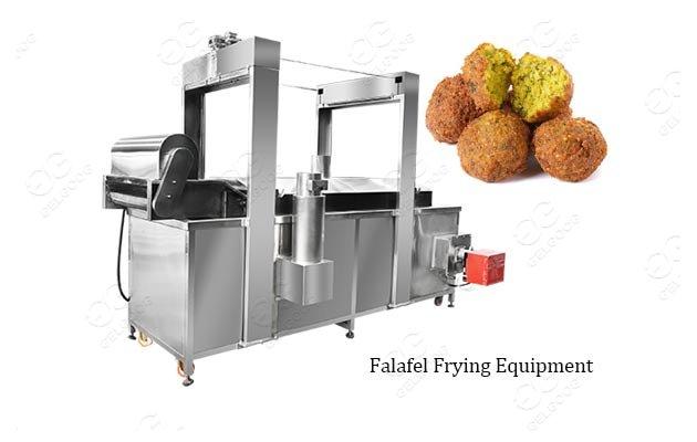 industrial falafel frying machine